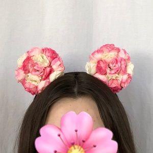 Minnie / Mickey Mouse Headband Ears